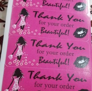 Other - 120 Thank you Labels